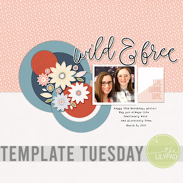 Template Tuesday | March 2021 Template Challenge
