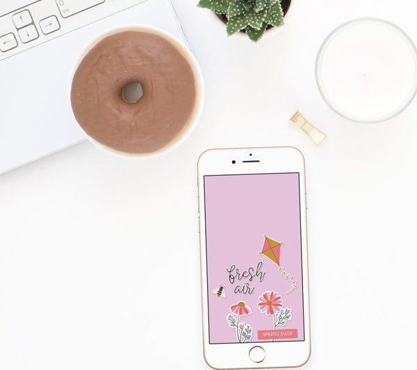 Spring Desktop and Phone Wallpapers