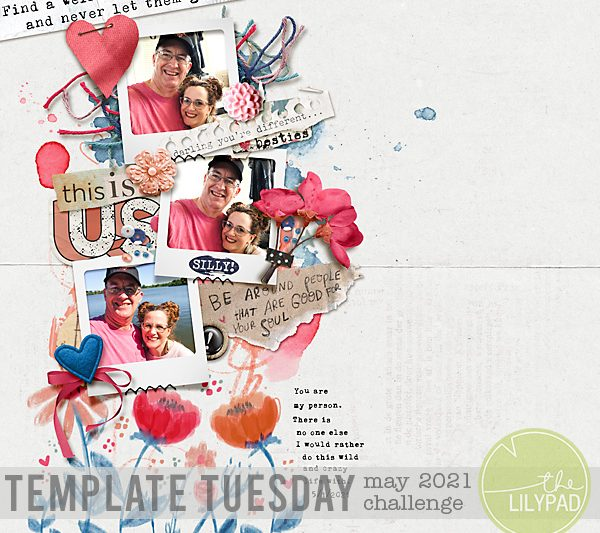 Template Tuesday | May 2021 Challenge