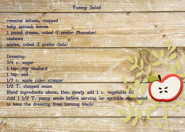 Yummy Summer Recipe