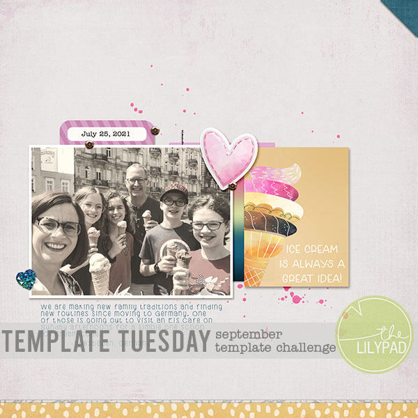 Template Tuesday   September 2021 Challenge