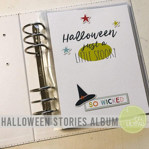 Halloween Stories Album